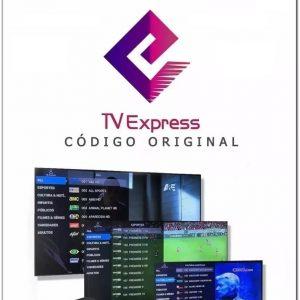 Tv Express 1 Ano Recarga Oficial R$ 159,99