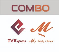 Combo TV Express e My Family Cinema 1 Ano Recarga Oficial R$ 249,99